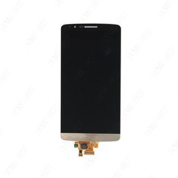 Wholesale LG G3 original factory product quality grade A Lenovo LCD assembly for repair compatitive price