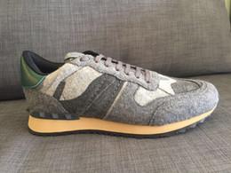 actual shoes~40 41 42 43 44 u515 grey genuine leather wool camo sneakers running shoes casua unisex men ladies luxury