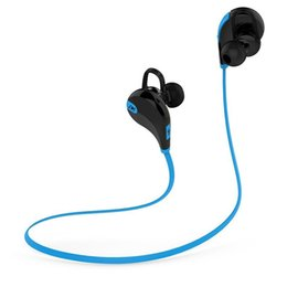 QY7 Wireless Bluetooth headphones 4.1 Stereo Earphone Fashion Sport Running Headphone Studio Music Headset with Microphone