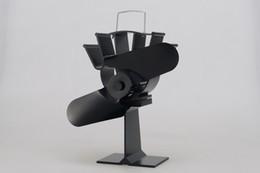 Wholesale Fireplaces Heat Powered Stove Fan Ecofan TM800B