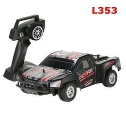 Wholesale WLtoys L353 G Electric Brushed WD RTR RC Car Short Truck RTR