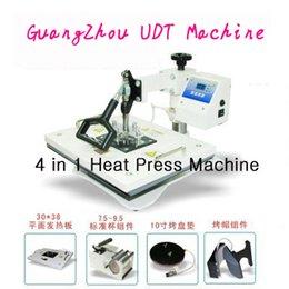 Wholesale Fashion Hot Selling DIY in Mouse Pad Press Machine Tshirt Printing Transf Machine Combo DIY Ptinting Machine
