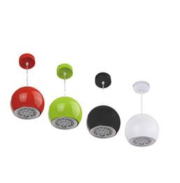 Wholesale Modern LED Droplight Apple Shape Light w LED Pendant Lights AC85 V Pendant Lamp Beat Light for bar dinning room parlor