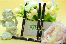 Wholesale New Arrivals Affordable Makeup Liquid Eyeliner Waterproof Effect Black Color A Box Automatic Telescopic Rotation