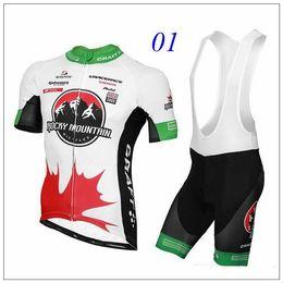 2017 cuissard vente 2016 Rocky Mountain Bicicletas Vente Ropa Ciclismo Rouge Noir Blanc Jersey Cyclisme manches courtes vélo Shirts + bib Shorts Pantalons Taille XS-4XL cuissard vente ventes