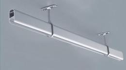 Free Shipping Hot Selling New Arrival anodized silver led rigid bar aluminium profile led strip bar,industrial extrusion led strip aluminium