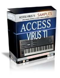 Access Virus TI for KONTAKT  software source