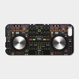 Wholesale For iPhone S Plus SE S C S iPod Touch case Hard PC Digital mixer DJ turntable Phone Cases
