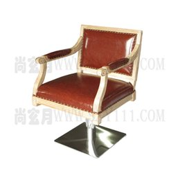 Wholesale Hairdressing chair salon styling chair high quality salon beauty chair Antique chairs barber chair unique salon chair