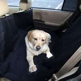 2016 чехлы собаки сиденье Высокое качество собак Pet Cat сзади автомобиля Back Seat Carrier Обложка собак Pet Мат Одеяло Обложка Мат Подушка Protector Travel E5M1 заказ $ 18no трек дешевый чехлы собаки сиденье