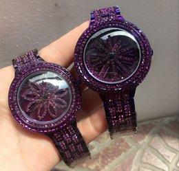 Wholesale Korean fashion trend diamond table full diamond watch fashion girls Every dog has his day lady quartz watch waterproof strip