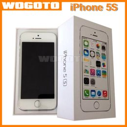 Wholesale Refurbished Apple i Phone S Cellphone Unlocked iPhone Smartphone GB Ram GB Rom Dual Core Apple Mobile Phone G