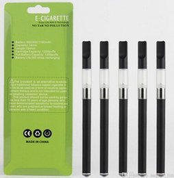 Wholesale New E Cigarette Automatic Battery No Button mah V Battery O pen Vapor Bud Touch Thread CE3 Atomizer Smoking Starter Kit