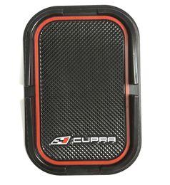 Wholesale Anti Slip Sticky Pad For Seat Auto accessories Fit For Leon Ibiza FR Cupra Logo