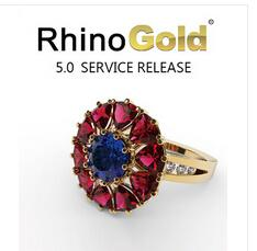 Wholesale Rhinogold The latest version of the jewelry jewelry design professional software