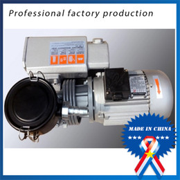 Wholesale 220v50hz w Single stage rotary vane vacuum pump sucker dry food packaging machine Containing filter
