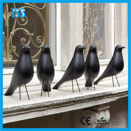 Wholesale 2016 New Design home and garden Vitra Eames house bird home decoration arts crafts gifts for office apartment and bar