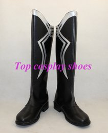 Wholesale Captain American The Avengers Thor Thor Odinson super hero cosplay shoes boots TS099 Custom made