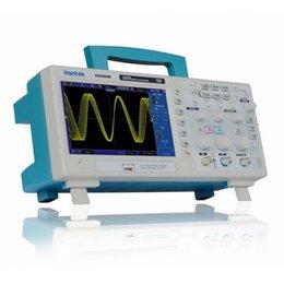 Wholesale Hantek DSO5062B USB Oscilloscopes Portable Digital LCD PC Oscillograph Ch MHz Handheld Automotive Osciloscopio Logic Analyzer