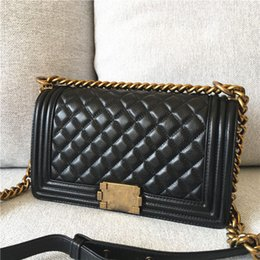 Wholesale Fashion Women Leather Crossbody Designer Handbag Cover Plaid Chain Ladies Shoulder Bags Classic Messenger Bags C2120
