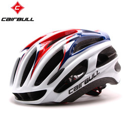 2016 Hot Sale Cairbull New MTB Cycling Helmet Only 195g Professional Road Racing Bike Bicycle Adult Men And Women