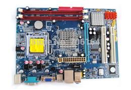 Free shipping 100% new LGA 775 ddr2 motherboard for G31 desktop motherboard DDR2 800 667 memory fully integration