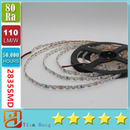 Bend Freely Led Light Strips 12V 2835 IP20 S-shaped Flexible LED Strip Light Channel Letters Backlight 5m roll 60LEDs m