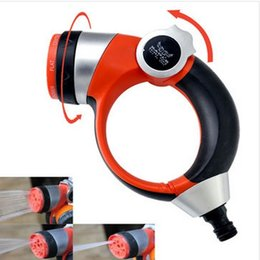 Wholesale Spraying Function Handle Push Adjustable Spray Nozzle Garden High Pressure Watering Sprayer Your Best Choice