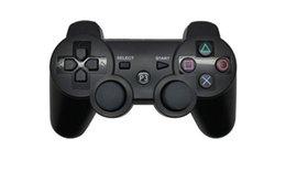 Descuento androide de la palanca de mando inalámbrico Buena Controlador de juegos inalámbrico Bluetooth para PlayStation 3 PS3 Controlador de juegos Gamepad Joystick para juegos de video Android 11 colores disponibles