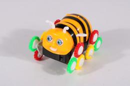 Compra Online Juguete educativo de abeja-Pequeño ultra-Man - Abeja descarga eléctrica del coche coche de color 12 rastreo juguetes eléctricos educativos de los niños extraño