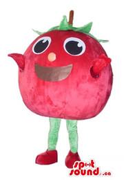 Customized new apple greek mascot costume +LOGO Fancy Dress Halloween Dress Adult free shipping