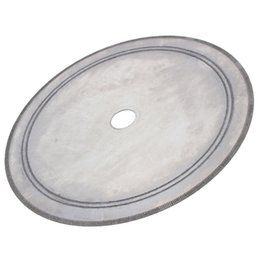 Wholesale 250mm Inch THK Diamond Super Thin mm Jewelry lapidary Saw Blade Cutting Disc Straight Dental Saw Blade Best Price