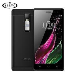 Wholesale Original Phone SERVO ZERO quot Spreadtrum6820 GHz Android Dual Sim MP Google Play GSM mobile phone Multi language