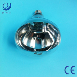 250W E27 R125 Clear Infrared Lamp For Heating