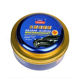 Carrosserie de soins de voiture de haute qualité Peinture de peinture Pâte à cire Réparation de dents polonaises pour la coiffeuse de voiture pour réparer Pro Clear Scratch Repair à partir de pâte voiture polish fabricateur