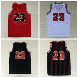 Wholesale Basketball Jerseys Cheap Throwback Basket ball Shirt Wear Camiseta de baloncesto With Player Name Team Logo Sport Black Red Blue White