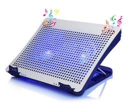 2017 computadoras portátiles para la venta Ventas calientes 12 '' - 1 '' cuaderno de aluminio de los cojines de enfriamiento del ordenador portátil 1.5mm panel 385 * 300 * 50m m para los accesorios de computadora VAZIO N1-4-plateado computadoras portátiles para la venta Rebaja