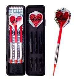 Wholesale D104 Advanced g Tip Soft Darts Needle tungsten steel Dart Shaft love Dart Flights Throwing Toy