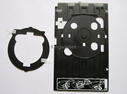 Wholesale Hot Selling DVD Disk ID Card Tray Suit For Epson L810 R290 L801 R330 Inkjet Printer Best Quality Cheap Cost