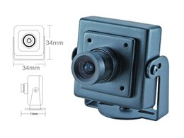Wholesale Mini cmera with MP board lens TVL HD image quality with degree view angle quick and simple install with stable working status
