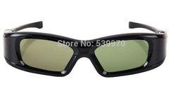 Wholesale SainSonic New Hz Technology D DLP Link Projector Active Shutter Glasses for Sharp Acer BenQ Dell ViewSonic