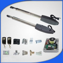 Wholesale DC24V Linear Actuator Dual Automatic Swing Gate Opener Pro Residential Operator Access System