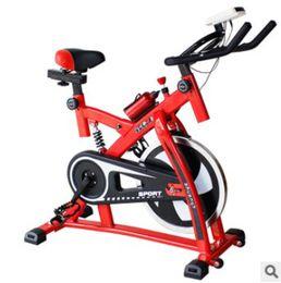 Wholesale S04 exercise bike machine mini exercise bike equipment red exercise machine Household exercise machines gym