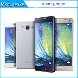 Logos sim en Ligne-A5 A5000 MTk6582 Quad Core show 3G 16G Android 5.1 téléphone portable 3G WCDMA peut montrer 4g lte avec le logo Sealed Box