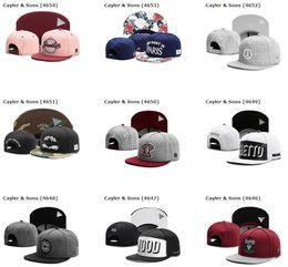 Wholesale cayler and amp sons weezy cap snapback hats caps for men kush hats baseball hat hip hop sports hats cap basketball caps hats mens snapbacks