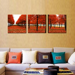 3 Panel Luck Precision Printing Mangrove Sharp Scenery on Canvas Wall Art for Home Office Decorations Wall Decor