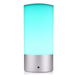 Original Xiaomi Yeelight LED Night Light Bed Bedside Lamp Touch Control Support Mobile Phone App Control