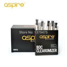 Wholesale lectronic Cigarette Parts Electronic Cigarette Atomizers Aspire BVC CE5 S Atomizer Ml Polycarbonate Aspire BVC Clearomizer Best Electr