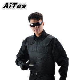 Wholesale Tactical Vest Men Stab vests Anti tool Customized version bulletproof vest plate stab service equipment outdoor self defense
