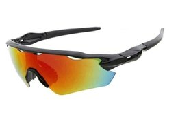 1pcs BRAND Hot sale Men Outdoor Sports Sunglasses cycling Sun glasses 10 colors fashion dazzle colour mirrors Eyewear free shipping